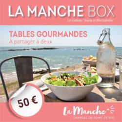 Manche box tables gourmandes à partager à deux