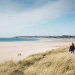 Les îles anglo-normandes et ses nombreuses plages