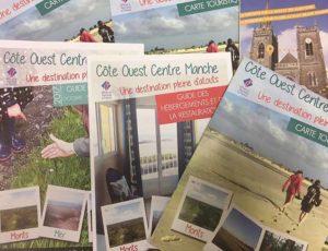 Brochures et dépliants de l'office de tourisme