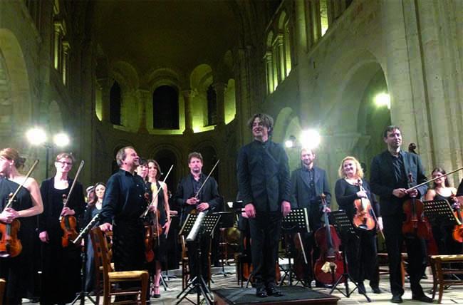Concert Les Heures Musicales de l'Abbaye de Lessay
