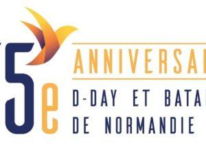 D-day-le-logo-du-75e-anniversaire-du-debarquement