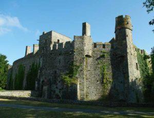 Pirou-Chateau-Fort-6-V.-Parmentier-Thebault
