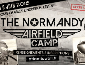 normandy-airfield-camp